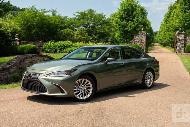 24 Best Review 2019 Lexus Es Hybrid Rumors Specs and Review by 2019 Lexus Es Hybrid Rumors
