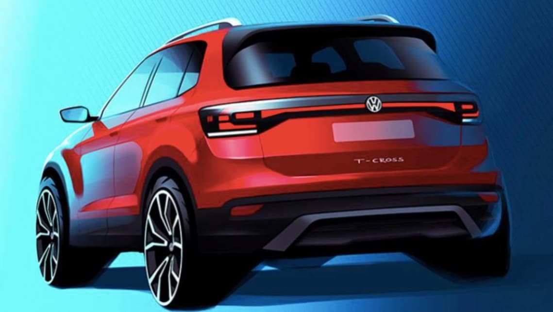 24 Best Review Crossover Volkswagen 2019 Concept Pricing with Crossover Volkswagen 2019 Concept
