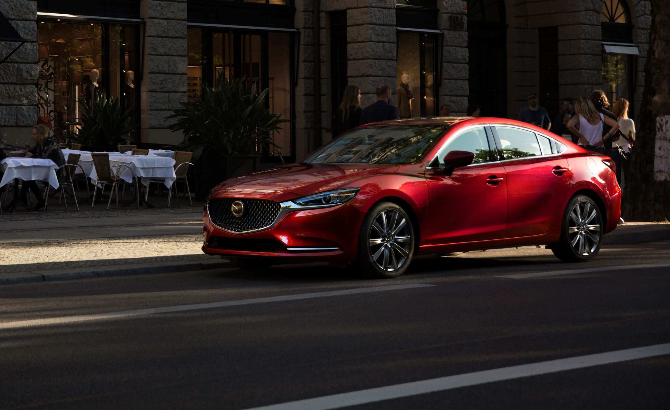 24 Best Review New 2019 Mazda 6 Spy Shots Redesign Price And Review History with New 2019 Mazda 6 Spy Shots Redesign Price And Review
