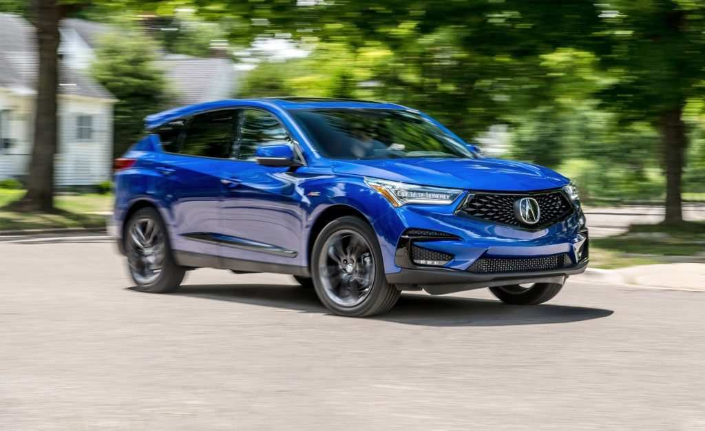 24 Best Review New Acura Rdx 2019 Exterior Colors Spy Shoot History for New Acura Rdx 2019 Exterior Colors Spy Shoot