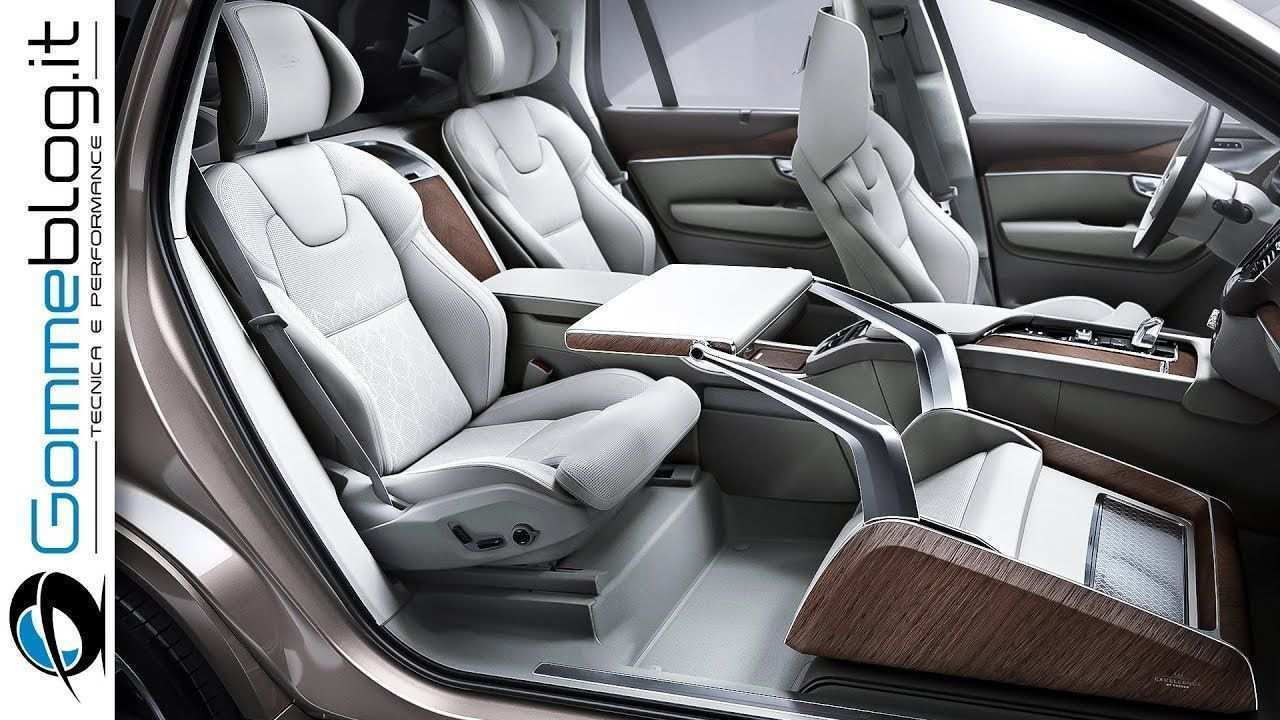24 Best Review Volvo Xc90 2019 Interior Exterior and Interior by Volvo Xc90 2019 Interior