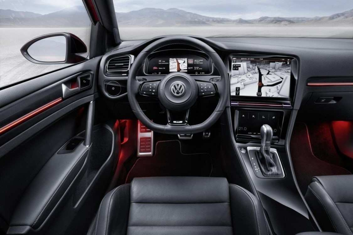 24 Concept of New Volkswagen Interior 2019 Specs Interior with New Volkswagen Interior 2019 Specs