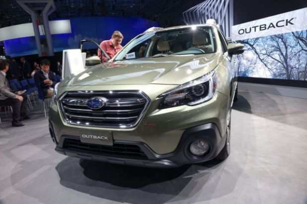 24 Concept of Subaru Outback 2019 Price Release Date New Review by Subaru Outback 2019 Price Release Date