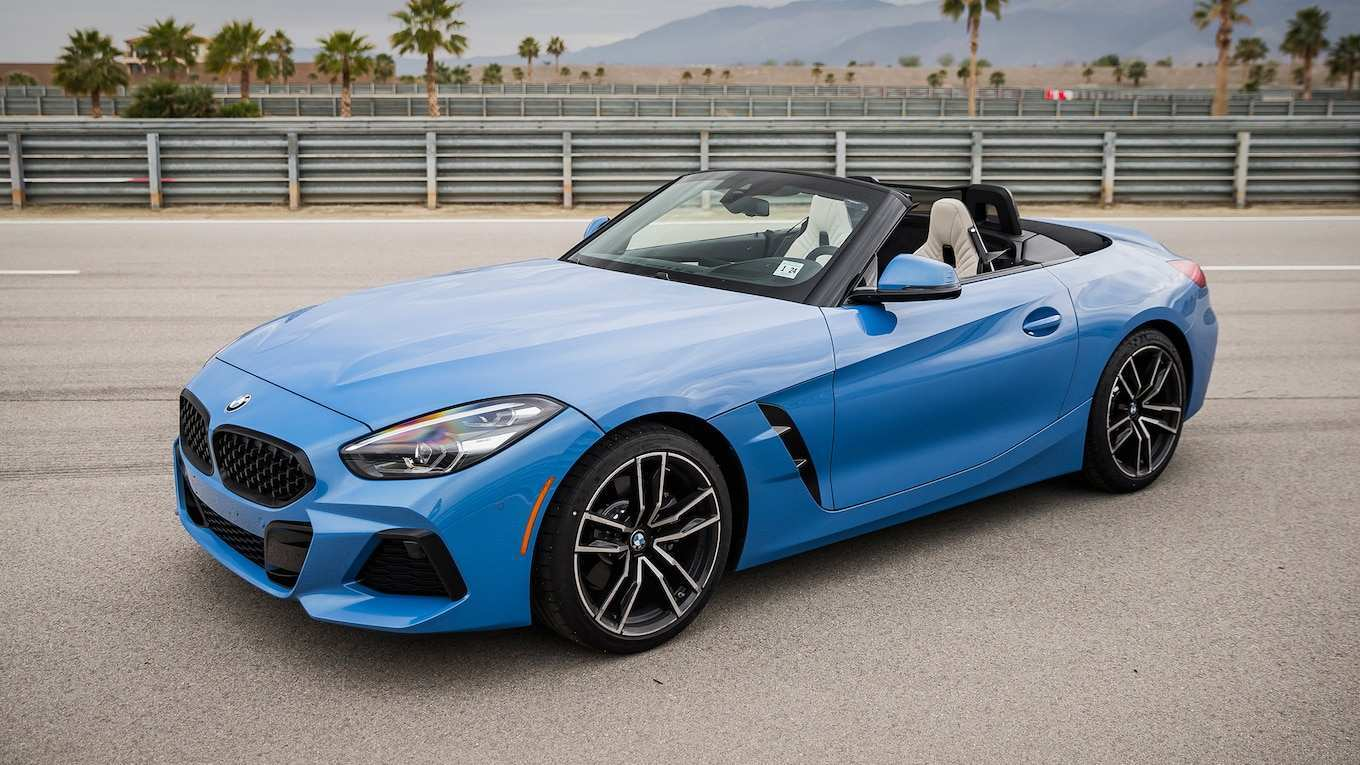 24 Concept of The Bmw Z4 2019 Engine First Drive Prices for The Bmw Z4 2019 Engine First Drive