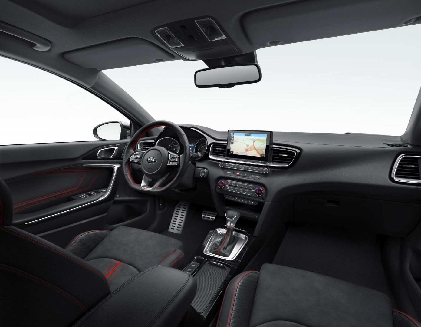 24 Concept of The Kia Ceed 2019 Interior Interior Exterior And Review Picture with The Kia Ceed 2019 Interior Interior Exterior And Review