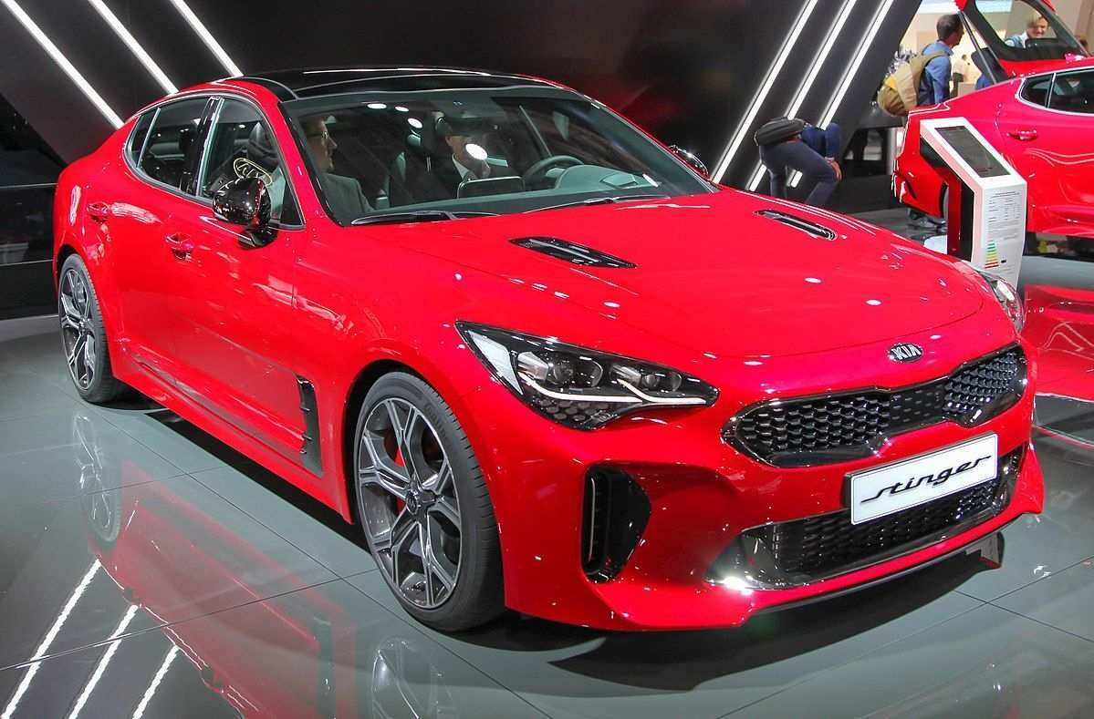 24 Gallery of Best Kia Stinger 2019 Zmiany Redesign And Price Prices with Best Kia Stinger 2019 Zmiany Redesign And Price