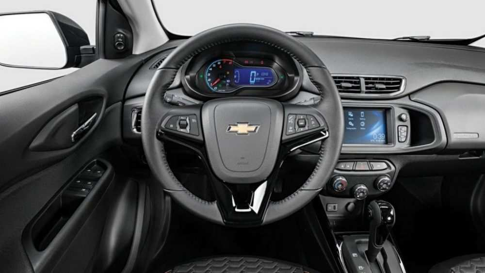 24 Gallery of Chevrolet Onix 2019 Interior Overview for Chevrolet Onix 2019 Interior
