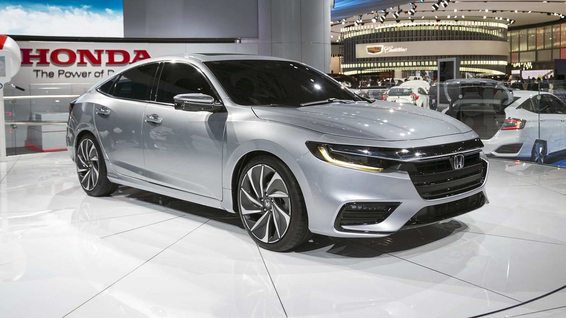 24 Gallery of New Honda Accord Hybrid 2019 Price And Release Date Redesign and Concept for New Honda Accord Hybrid 2019 Price And Release Date