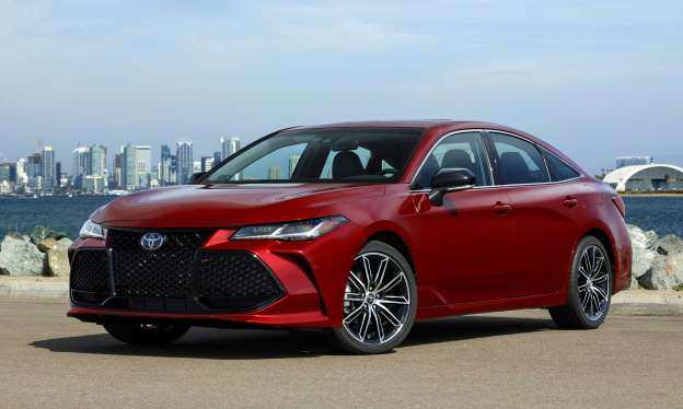 24 Gallery of New Toyota Avalon 2019 Review Exterior And Interior Review Price with New Toyota Avalon 2019 Review Exterior And Interior Review