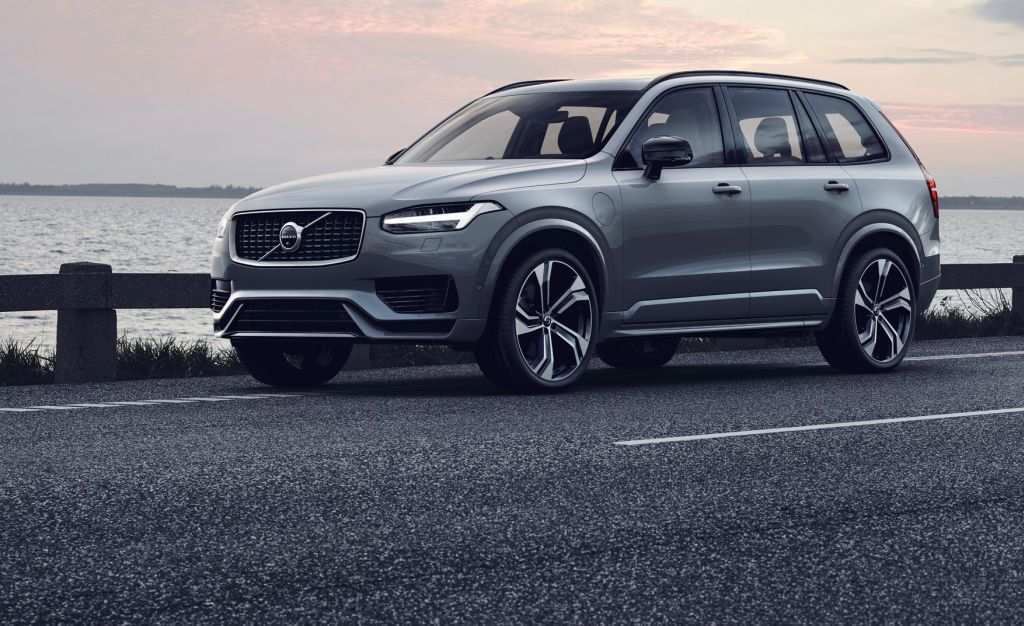 24 Great Best Volvo Cx90 2019 Release Concept by Best Volvo Cx90 2019 Release