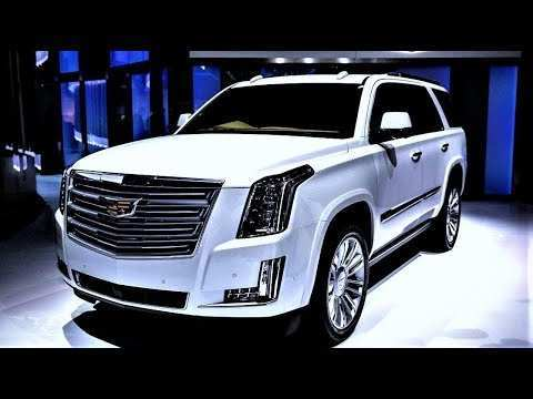 24 Great The Cadillac Escalade 2019 Platinum Exterior Specs and Review for The Cadillac Escalade 2019 Platinum Exterior