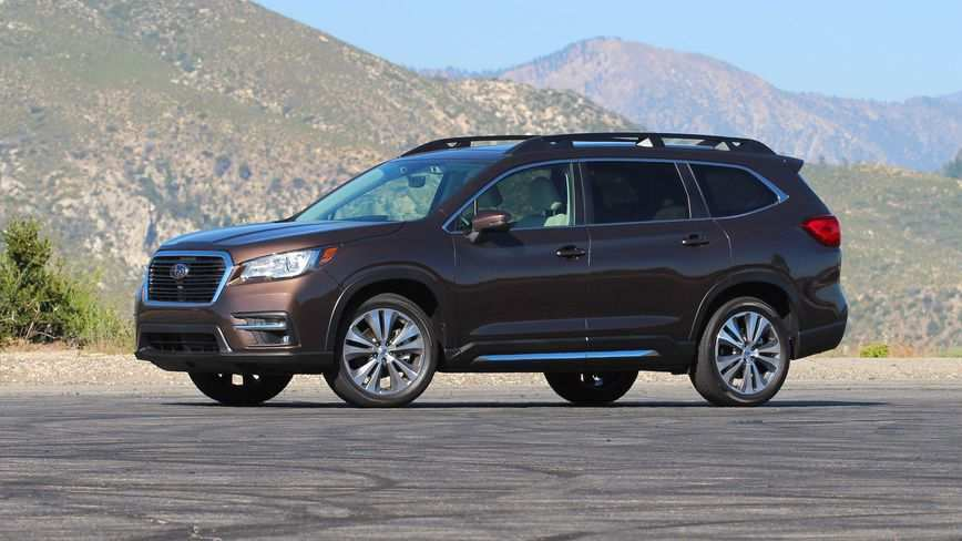 24 New Best 2019 Subaru Ascent Release Date Usa Specs Spesification with Best 2019 Subaru Ascent Release Date Usa Specs