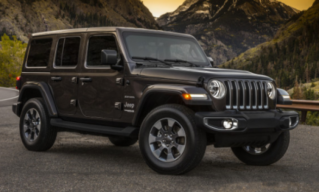 24 New New Jeep 2019 Wrangler Colors Picture Release Date And Review Spy Shoot for New Jeep 2019 Wrangler Colors Picture Release Date And Review