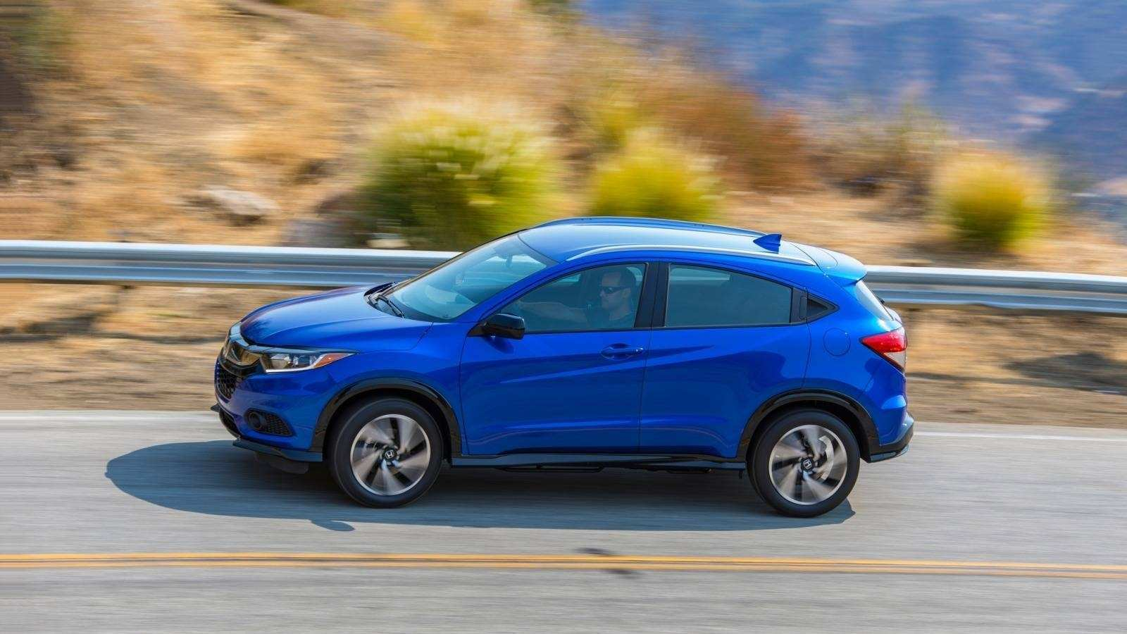 24 New The Honda 2019 Hrv Price Spy Shoot Redesign by The Honda 2019 Hrv Price Spy Shoot