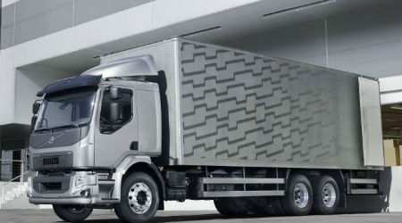 24 New Volvo Electric Truck 2019 Wallpaper by Volvo Electric Truck 2019
