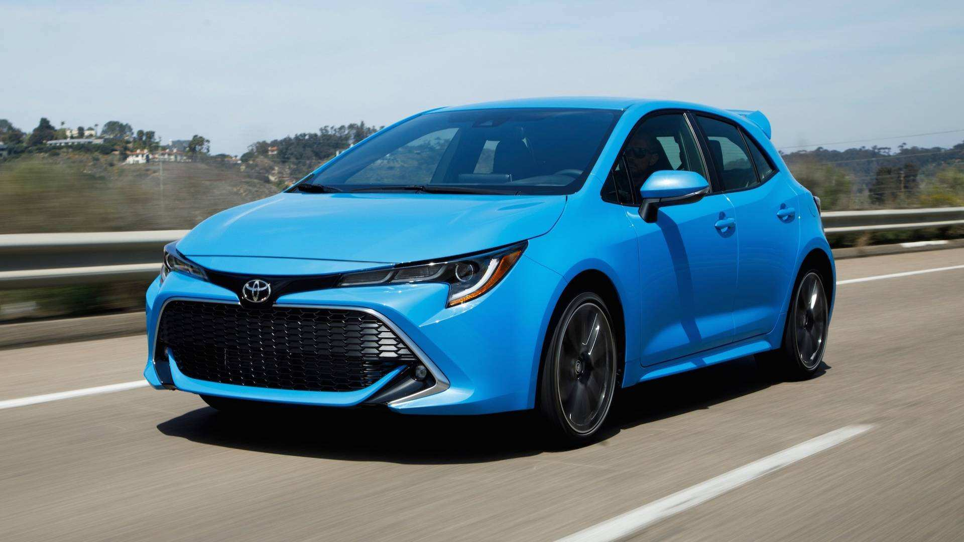 24 The New 2019 Corolla Hatchback Vs Mazda 3 Specs Performance for New 2019 Corolla Hatchback Vs Mazda 3 Specs