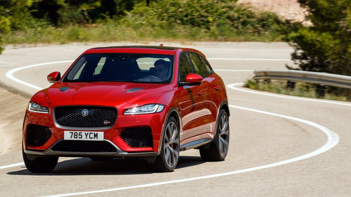 24 The The 2019 Jaguar F Pace Interior First Drive Prices for The 2019 Jaguar F Pace Interior First Drive