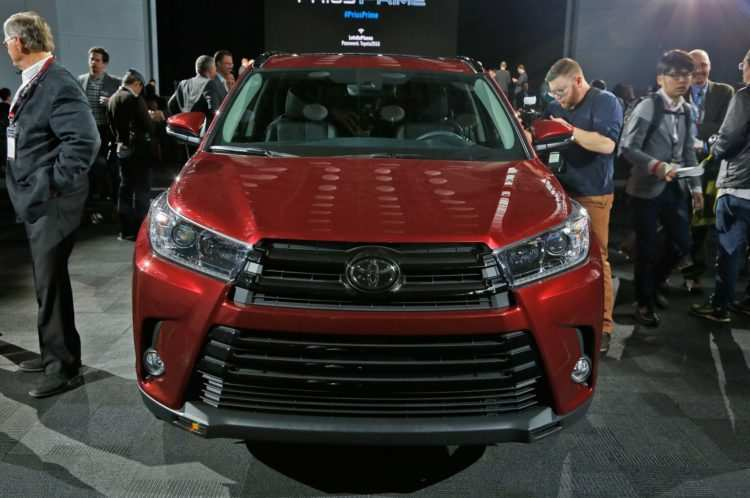 24 The The Toyota Highlander 2019 Redesign Concept Specs and Review for The Toyota Highlander 2019 Redesign Concept