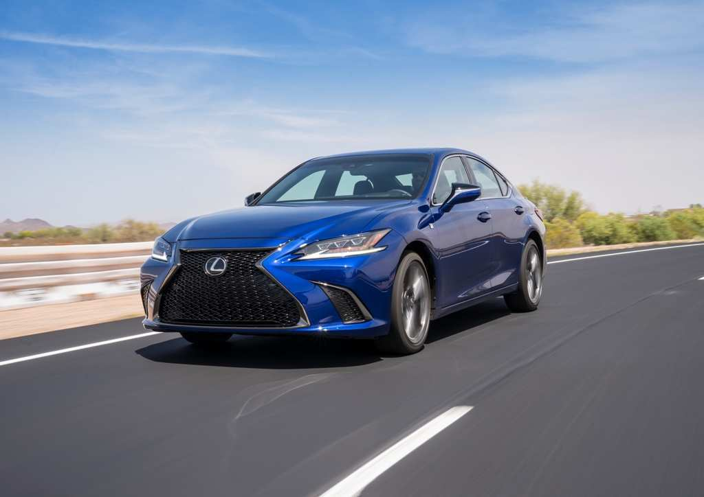 25 All New 2019 Lexus Es Hybrid Rumors Speed Test by 2019 Lexus Es Hybrid Rumors