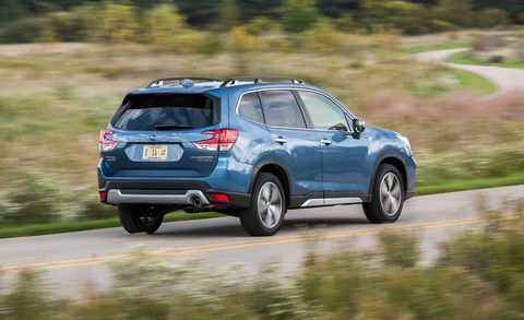 25 All New 2019 Subaru Hybrid Forester Performance Redesign by 2019 Subaru Hybrid Forester Performance