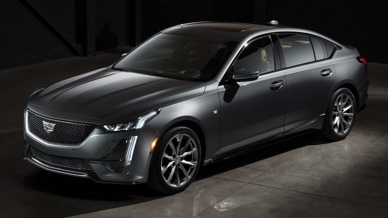 25 All New Cadillac 2019 Launches Engine Concept by Cadillac 2019 Launches Engine