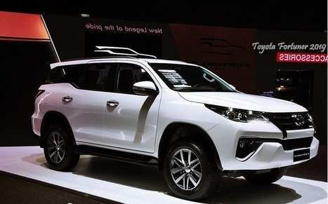 25 All New Fortuner Toyota 2019 Interior with Fortuner