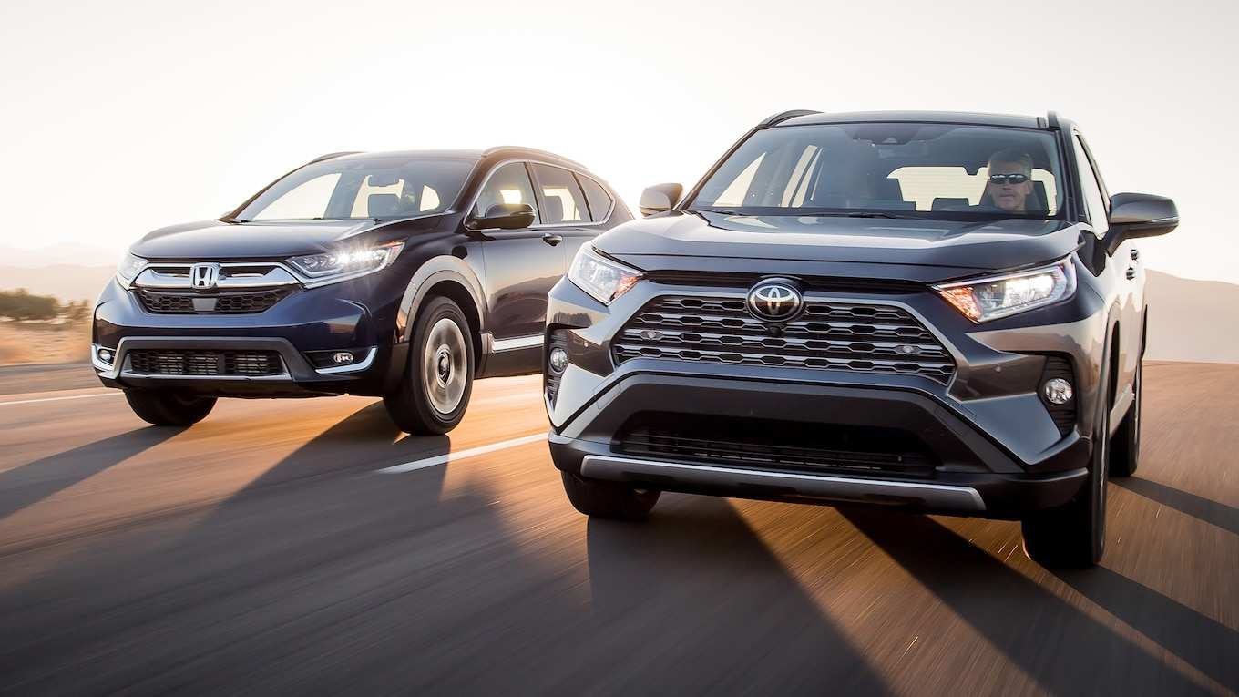 25 All New Toyota 2019 Crv Price New Review for Toyota 2019 Crv Price