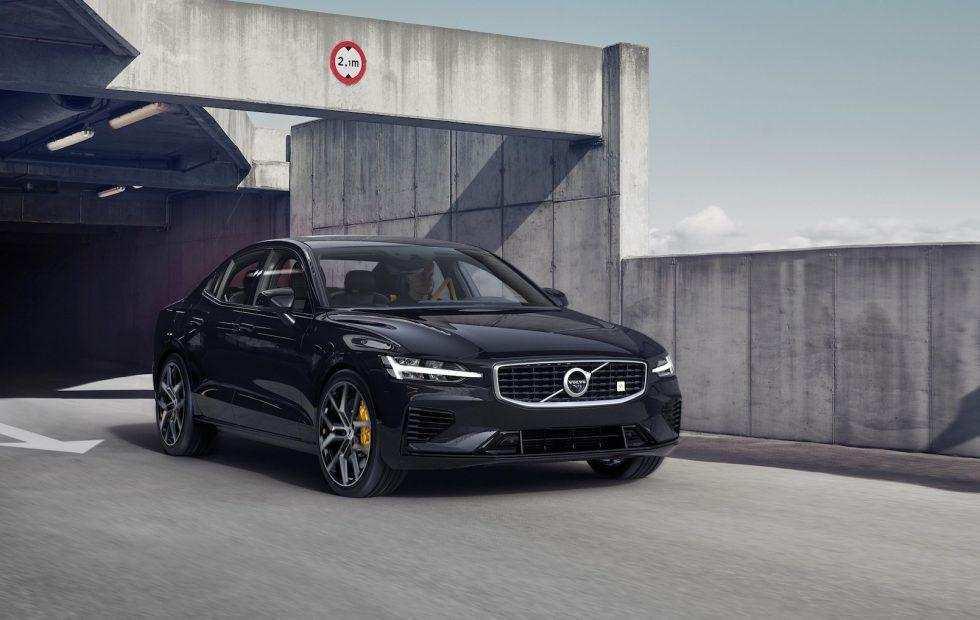 25 All New Volvo S60 Polestar 2019 Concept for Volvo S60 Polestar 2019