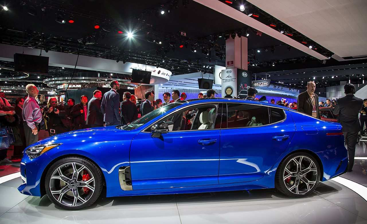 25 Best Review 2019 Kia Stinger Gt Specs Rumors by 2019 Kia Stinger Gt Specs