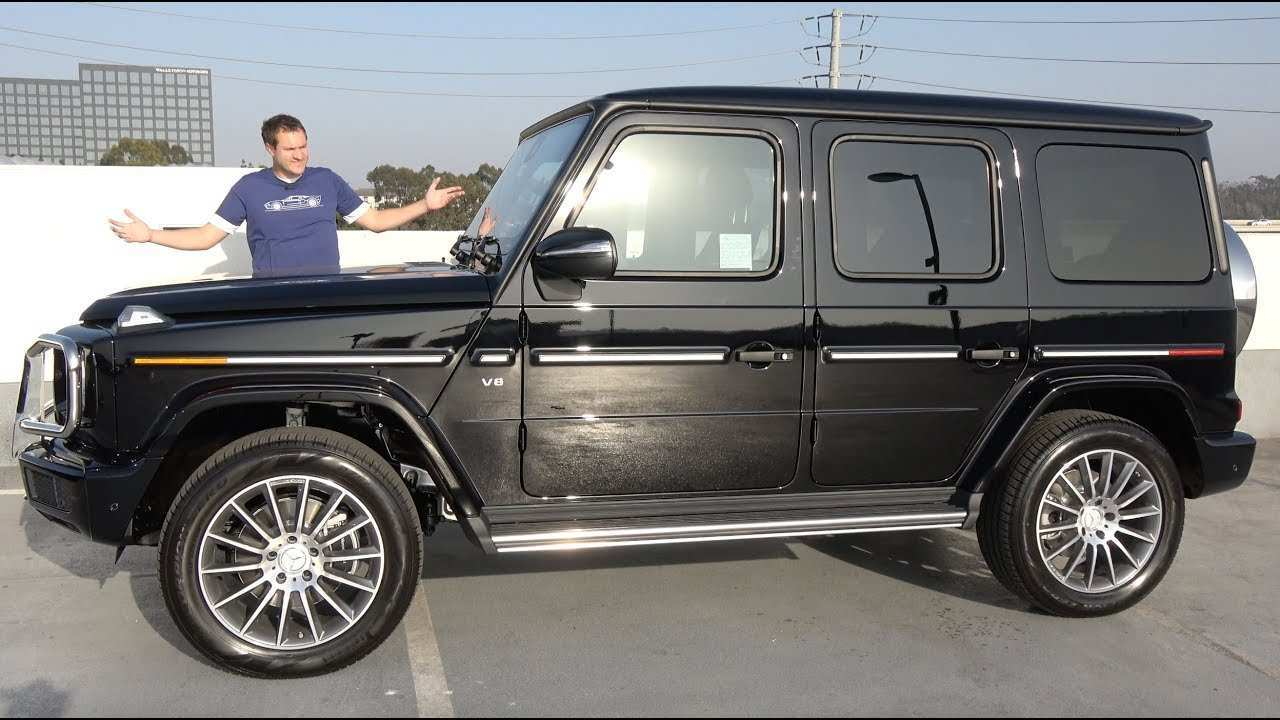 25 Best Review Mercedes G Class 2019 Youtube Review And Price Speed Test for Mercedes G Class 2019 Youtube Review And Price