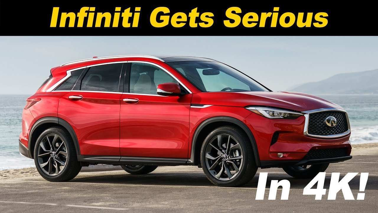 25 Best Review The Infiniti Qx50 2019 Black First Drive Release by The Infiniti Qx50 2019 Black First Drive