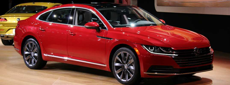 25 Concept of 2019 Volkswagen Arteon Release Date First Drive with 2019 Volkswagen Arteon Release Date