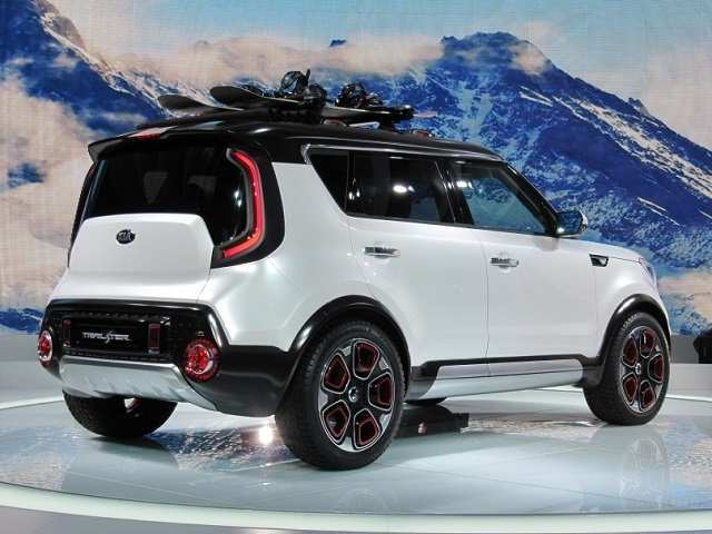 25 Concept of Kia Trailster 2019 Release for Kia Trailster 2019