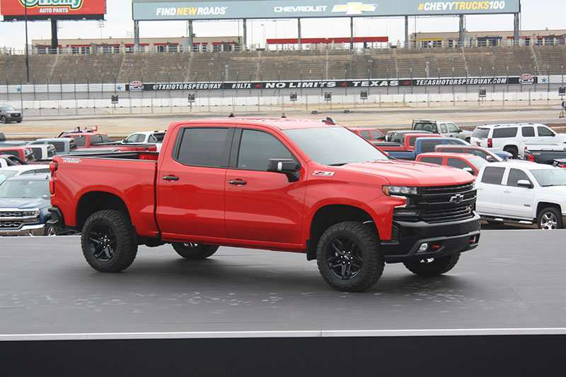 25 Concept of New 2019 Chevrolet Silverado Work Truck Concept Redesign And Review Performance by New 2019 Chevrolet Silverado Work Truck Concept Redesign And Review