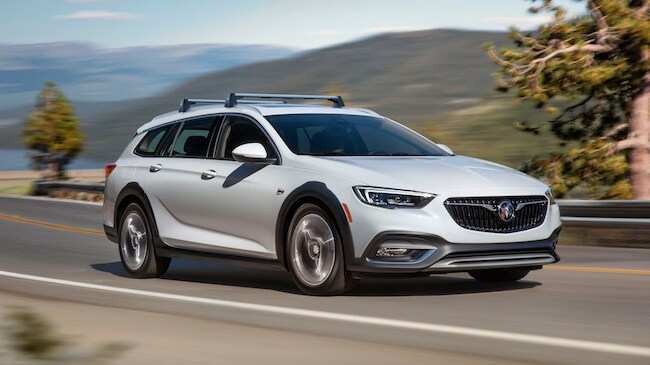 25 Gallery of New 2019 Buick Regal Tourx Redesign Style by New 2019 Buick Regal Tourx Redesign