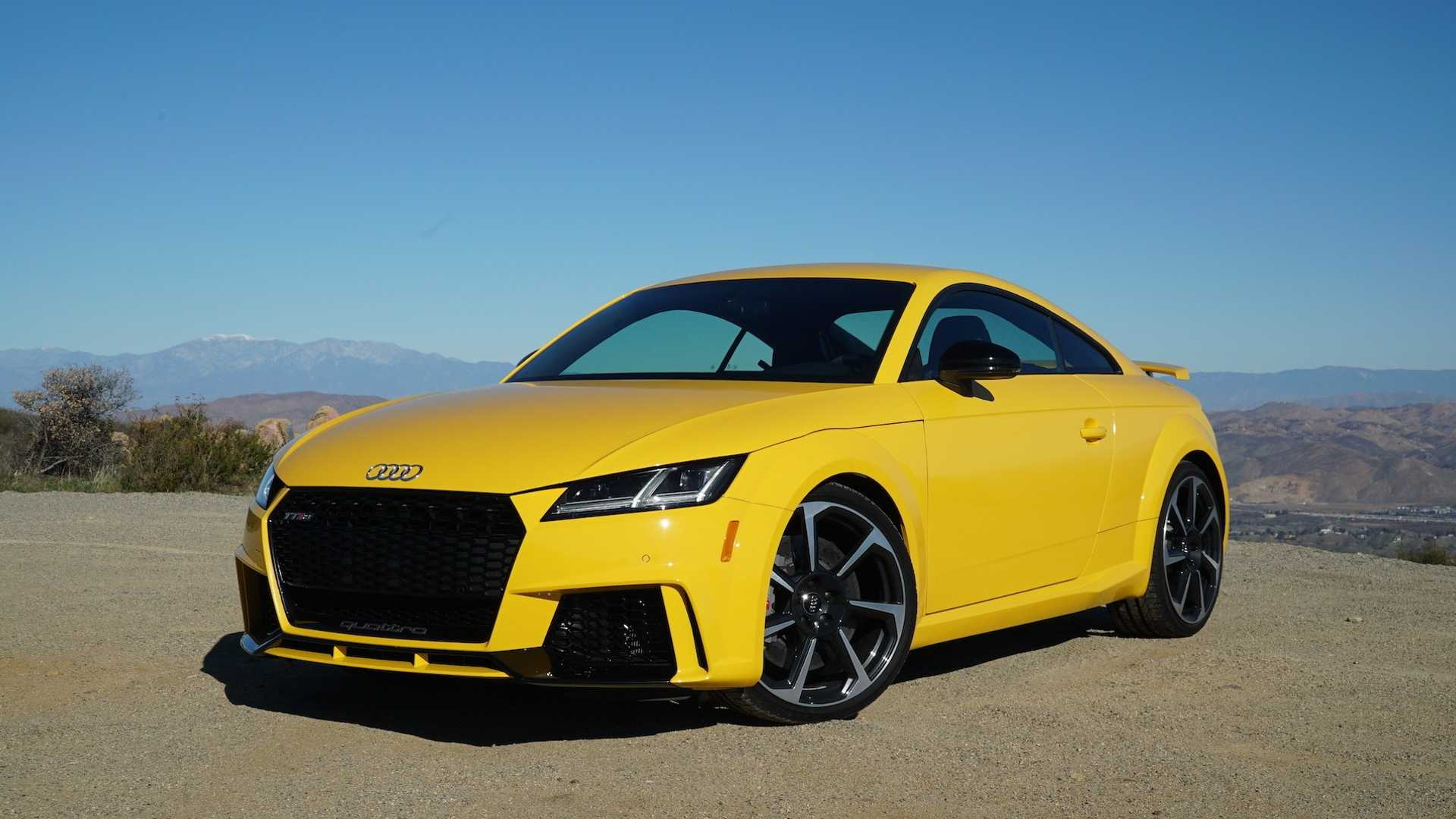 25 Gallery of New Audi Tt Rs Plus 2019 Price And Review Spy Shoot by New Audi Tt Rs Plus 2019 Price And Review