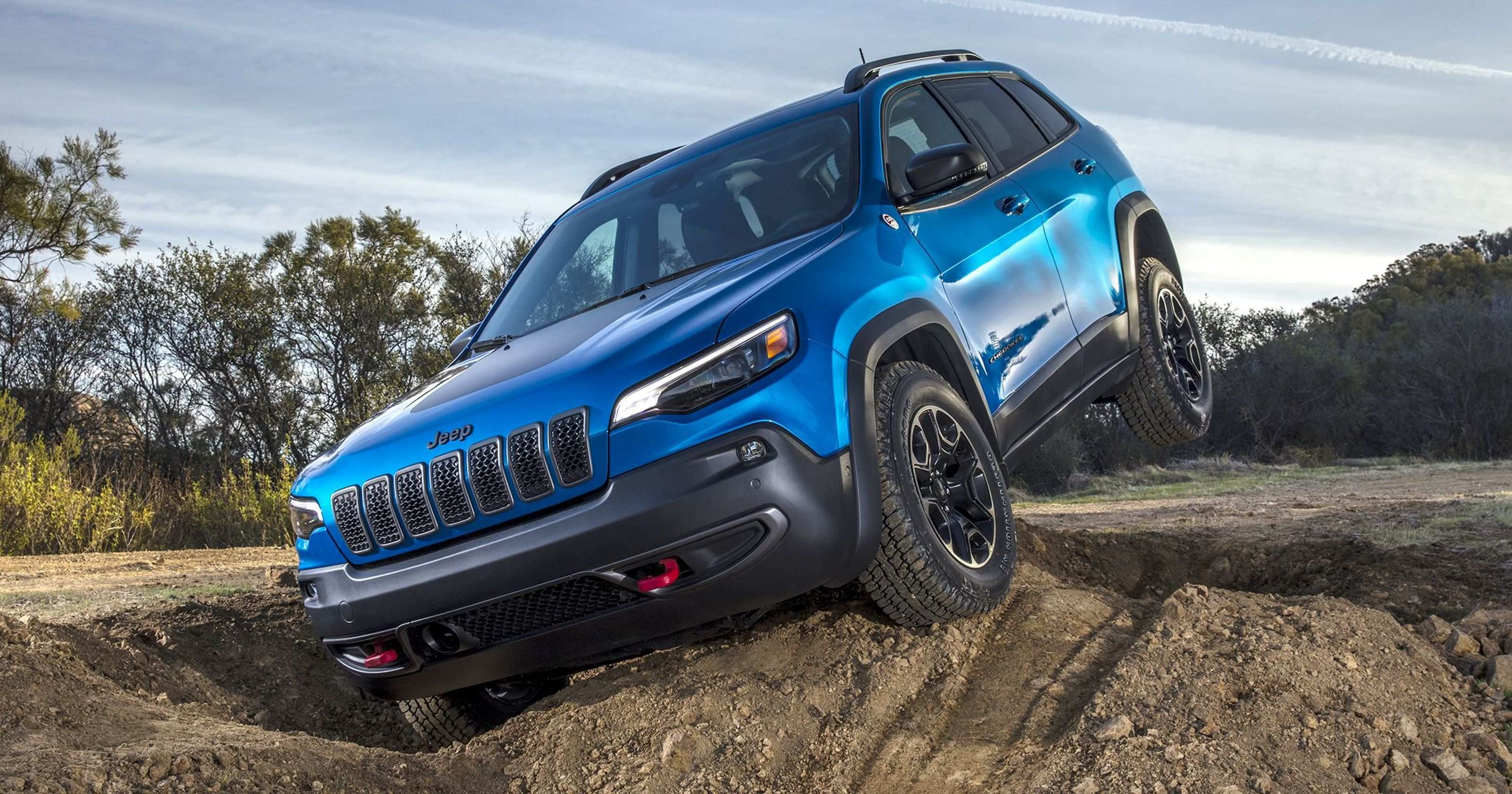 25 Gallery of New Blue Jeep 2019 Review History by New Blue Jeep 2019 Review