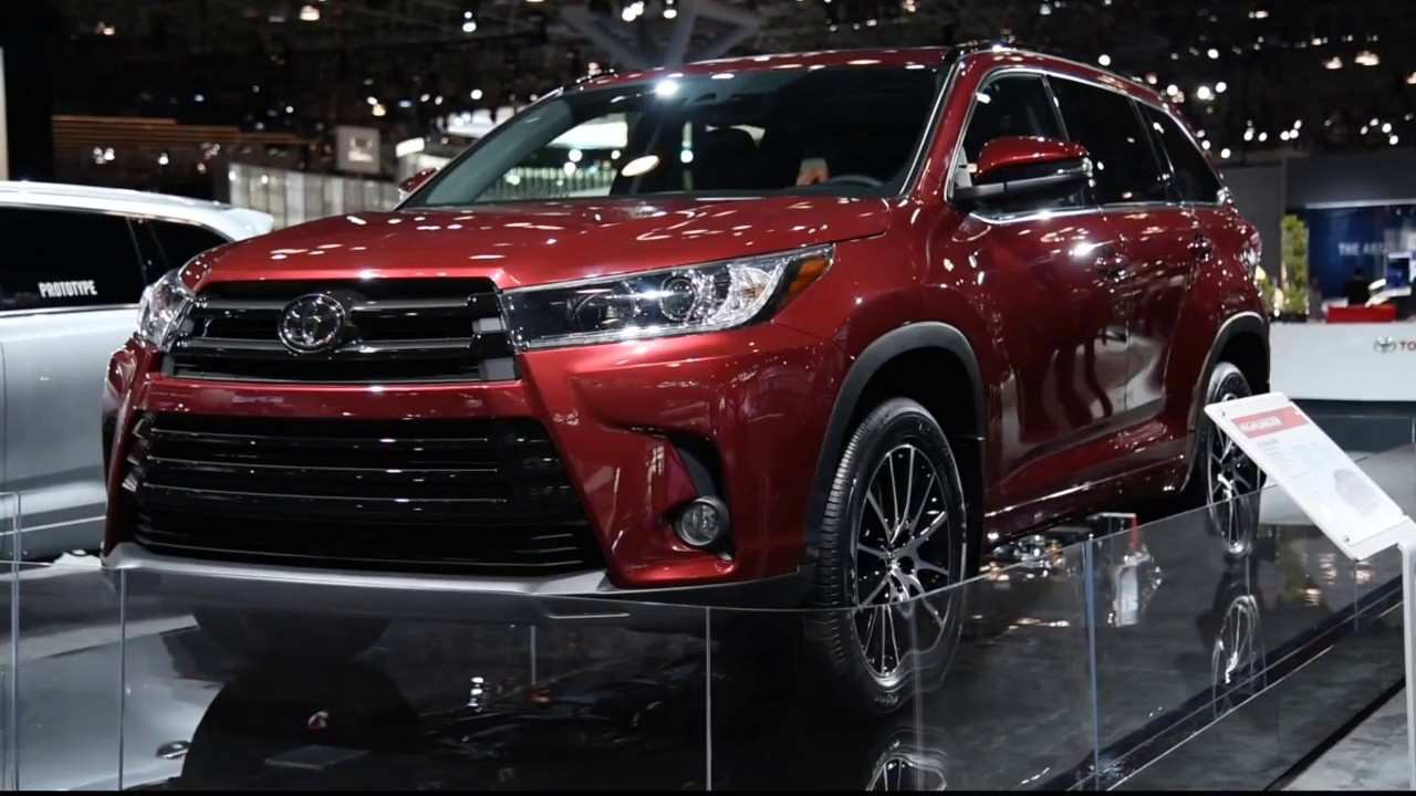 25 Gallery of Toyota 2019 Highlander Colors Overview Performance and New Engine with Toyota 2019 Highlander Colors Overview
