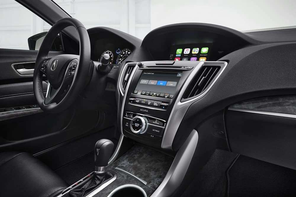 25 Great Acura Tlx 2019 Review Interior Release with Acura Tlx 2019 Review Interior