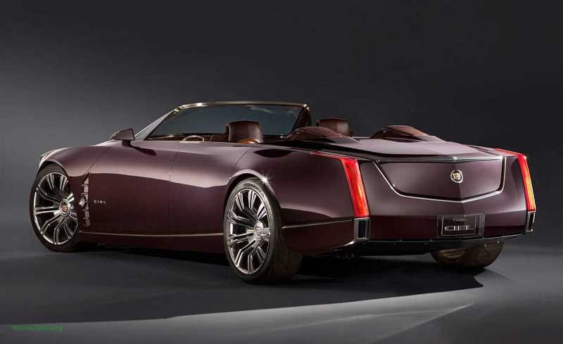 25 Great The Cadillac Deville 2019 New Concept Images with The Cadillac Deville 2019 New Concept