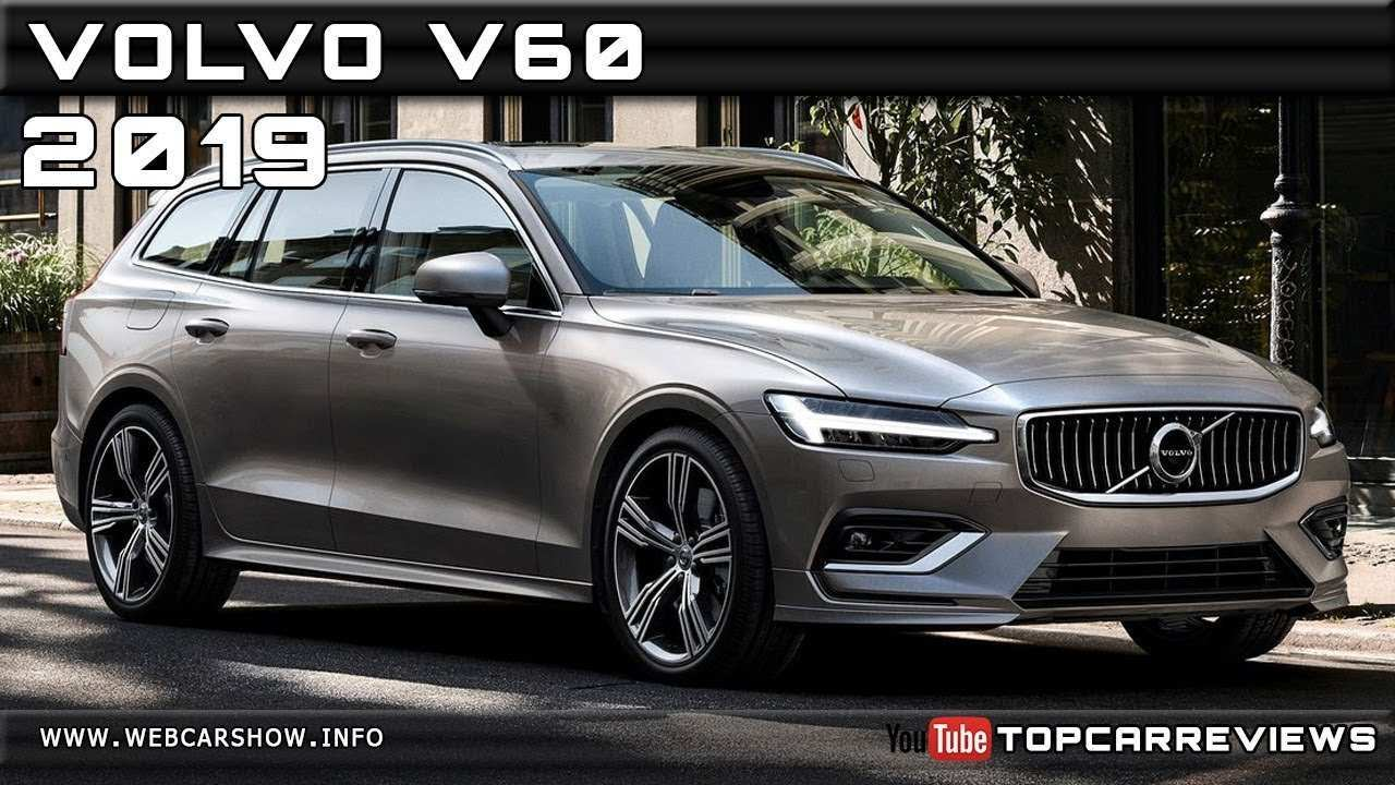 25 Great Volvo Wagon V60 2019 Price And Release Date Release Date with Volvo Wagon V60 2019 Price And Release Date