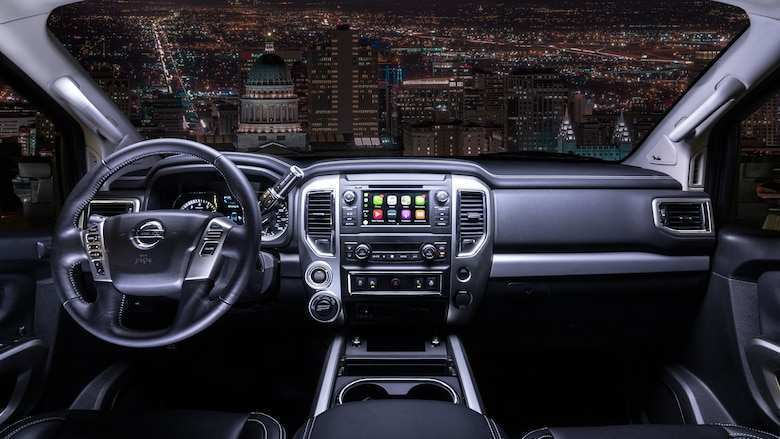 25 New 2019 Nissan Titan Interior 2 Specs and Review by 2019 Nissan Titan Interior 2