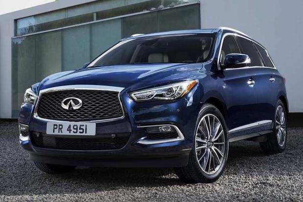 25 New The 2019 Infiniti Qx60 Trim Levels Release Price and Review for The 2019 Infiniti Qx60 Trim Levels Release