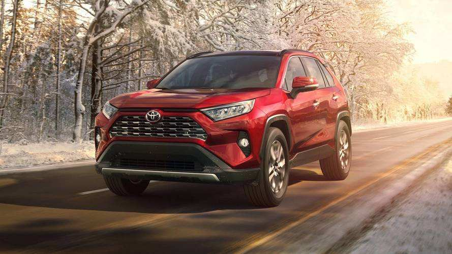 25 New Toyota 2019 Crv Price Performance and New Engine with Toyota 2019 Crv Price