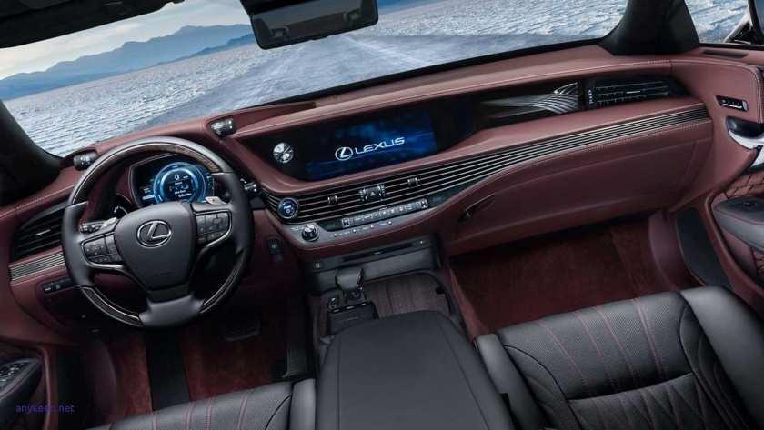 25 The Lexus Lx 2019 Interior Price and Review for Lexus Lx 2019 Interior