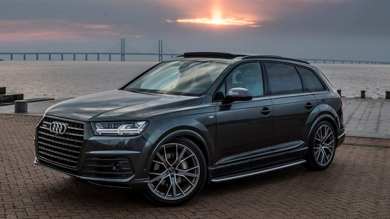25 The New Audi Q7 2019 Youtube Spesification Redesign by New Audi Q7 2019 Youtube Spesification