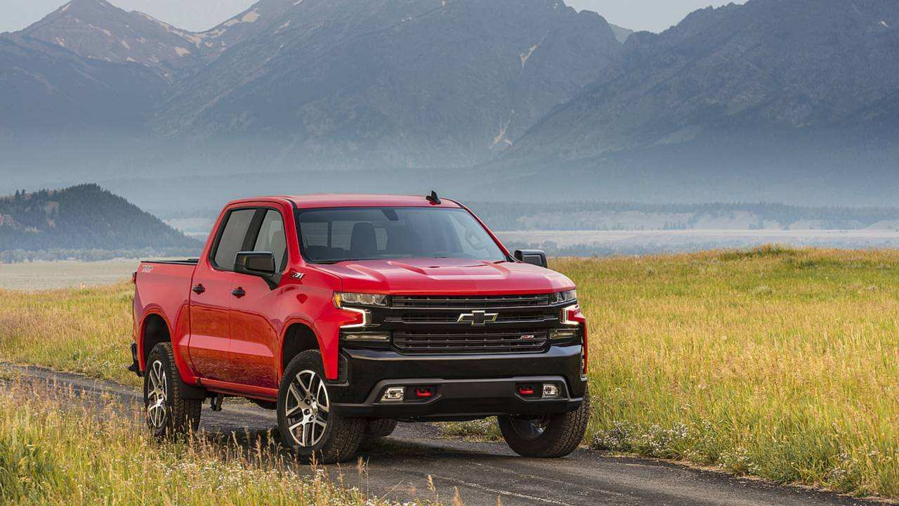25 The The Chevrolet Silverado 2019 Diesel First Drive Photos for The Chevrolet Silverado 2019 Diesel First Drive