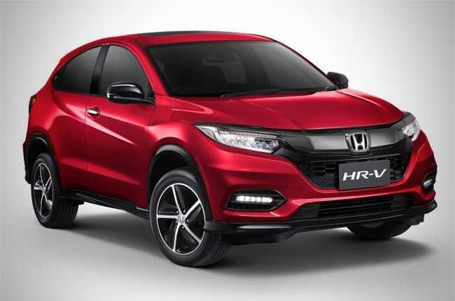 25 The The New Hrv Honda 2019 Price Price by The New Hrv Honda 2019 Price