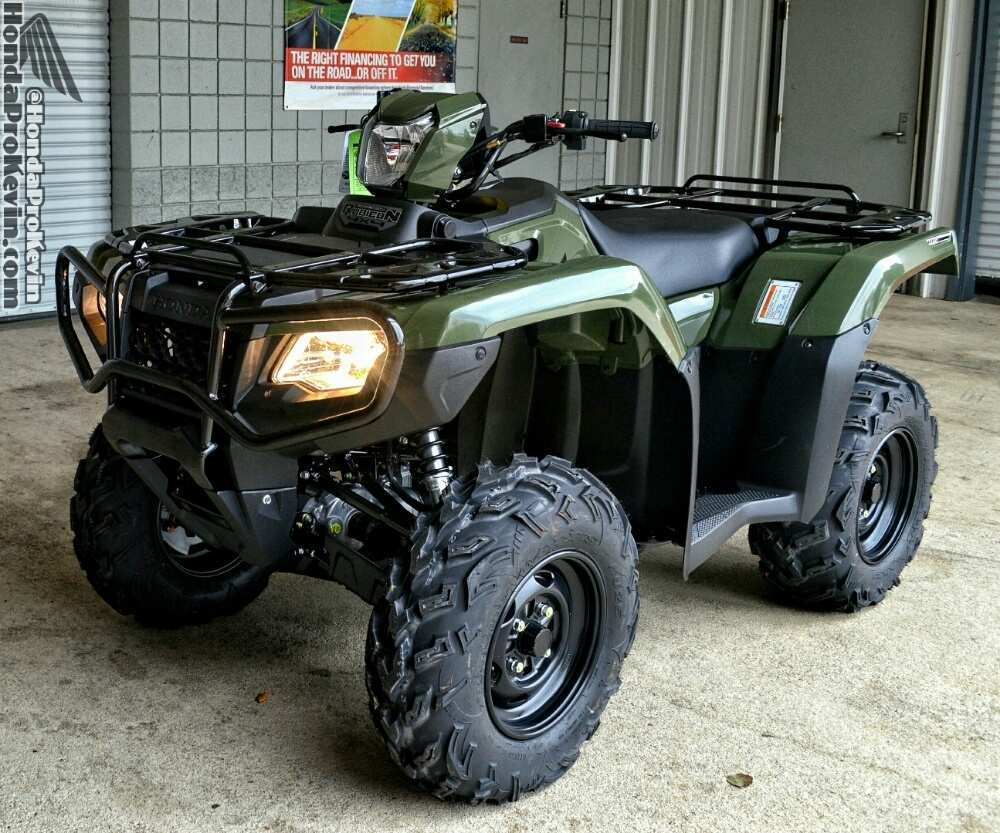 26 All New The Atv Honda 2019 Release Specs And Review Price with The Atv Honda 2019 Release Specs And Review