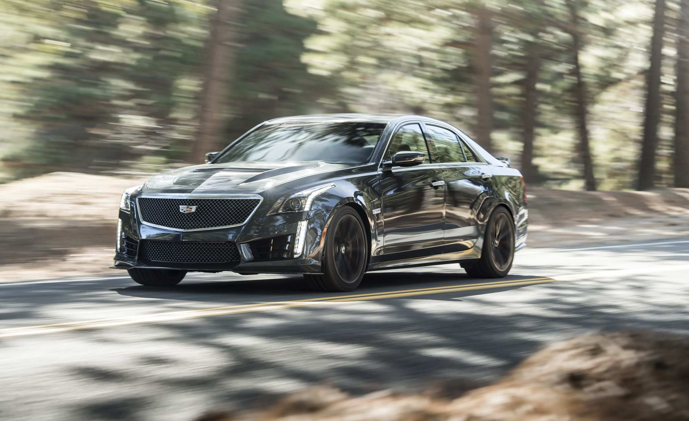 26 Best Review New 2019 Cadillac Cts V Hp First Drive Configurations for New 2019 Cadillac Cts V Hp First Drive